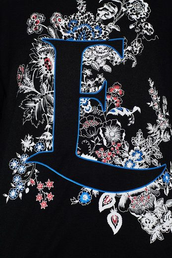 Esprit Collection Cuddly Print Shirt With Rhinestone
