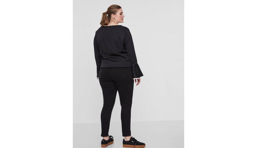 JUNAROSE Slim Fit Jeans Spielraum Manchester Großer Verkauf hdloK0VQKM