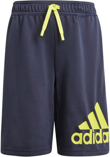adidas Performance Shorts »ADIDAS BOYS DESIGNED 2 MOVE BIG LOGO SHORT«