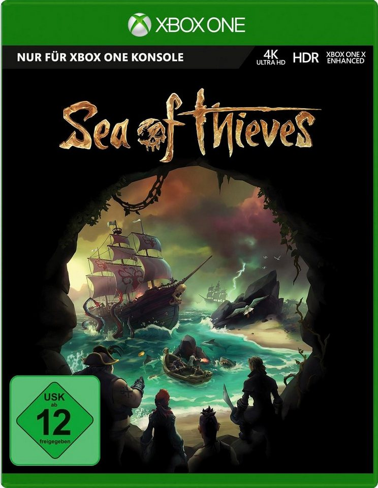 sea of thieves xbox one x online kaufen otto. Black Bedroom Furniture Sets. Home Design Ideas