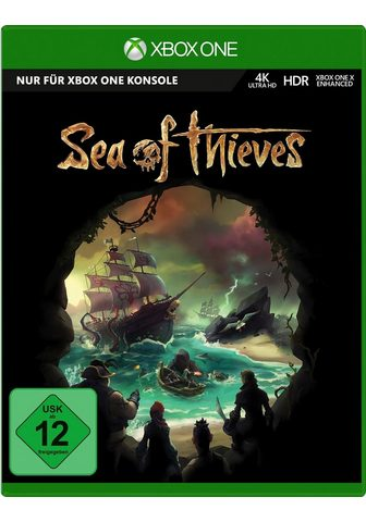Sea of Thieves X