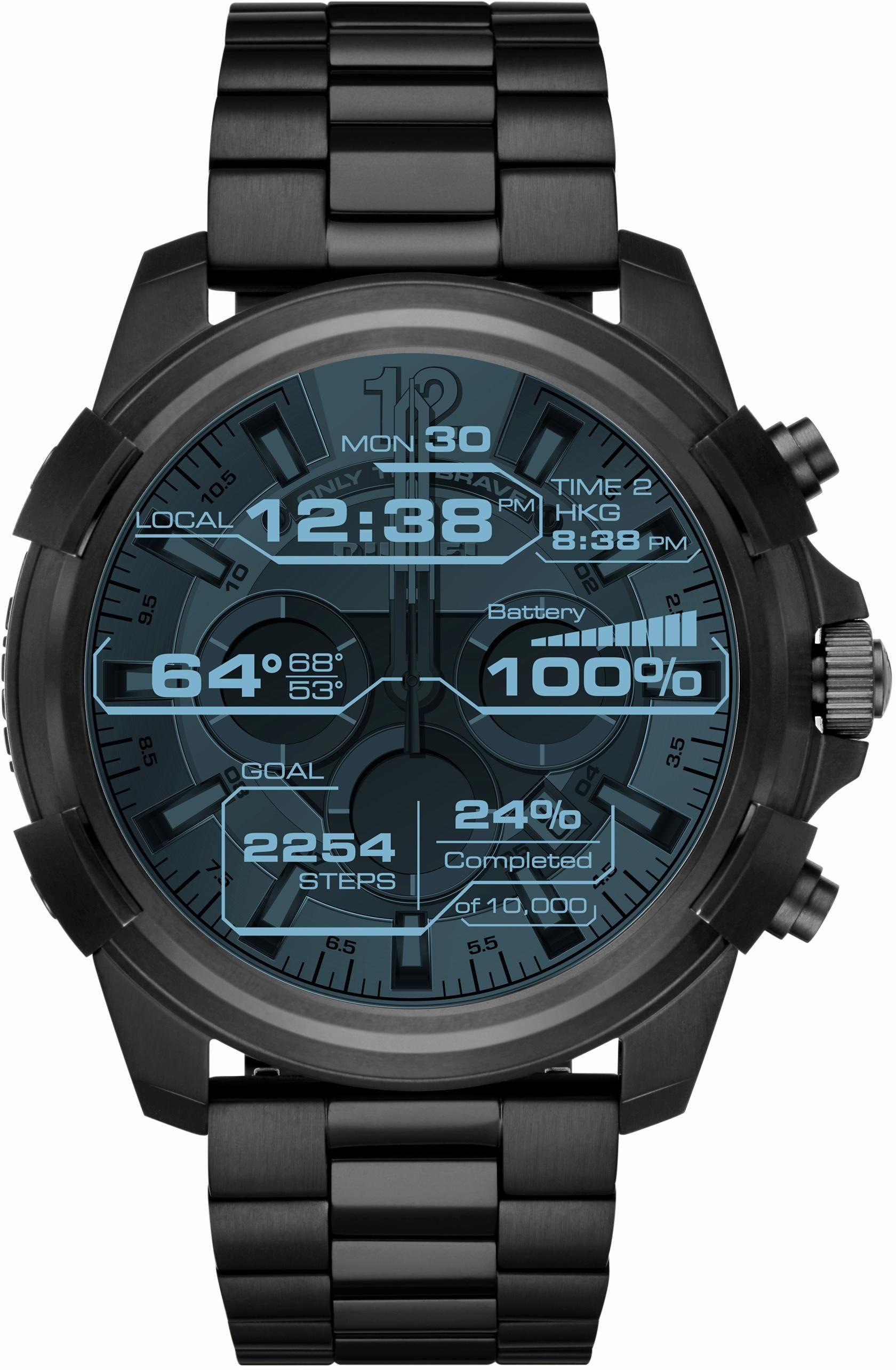 DIESEL ON FULL GUARD, DZT2007 Smartwatch (Android Wear)
