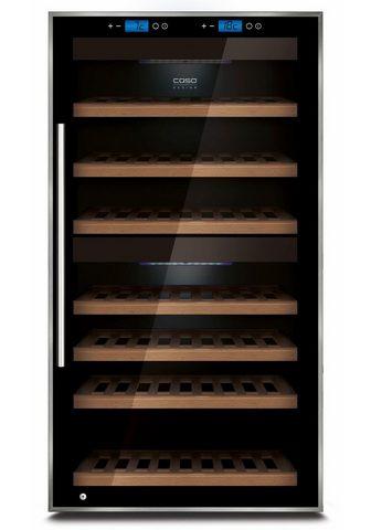 CASO Vyno šaldytuvas WineComfort Touch 66 d...