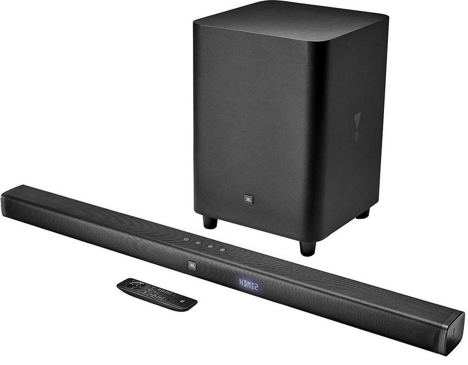jbl bar 3 1 soundbar 450 w online kaufen otto. Black Bedroom Furniture Sets. Home Design Ideas
