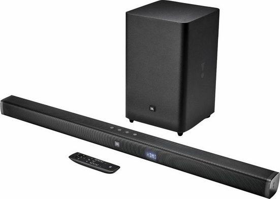 JBL Bar 2.1 2.1 Soundbar (Bluetooth, 300 W)