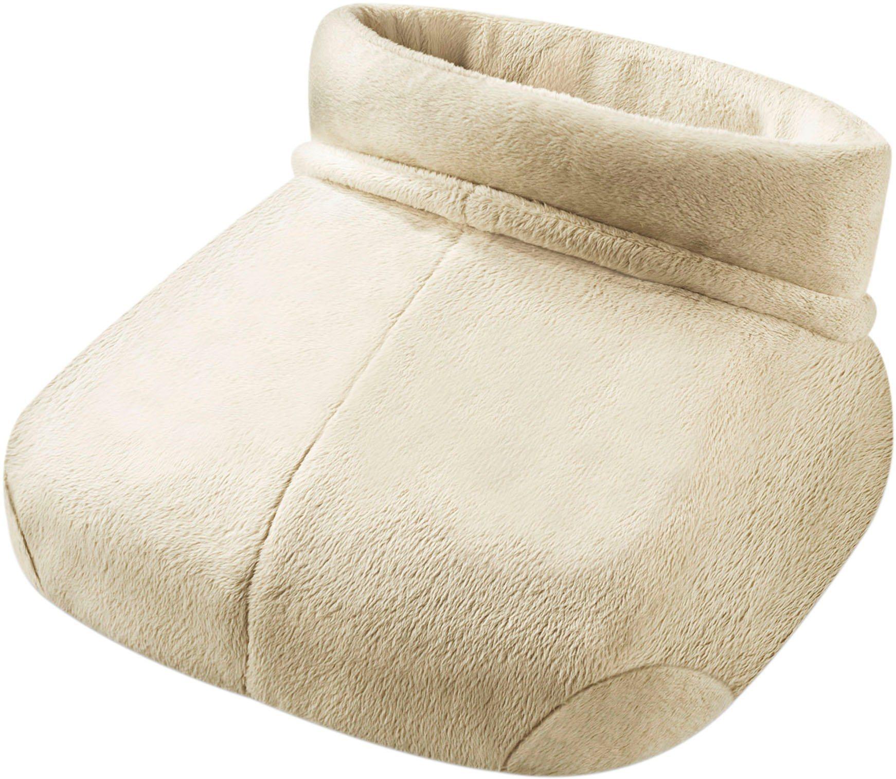 Fußwärmer mit Massage