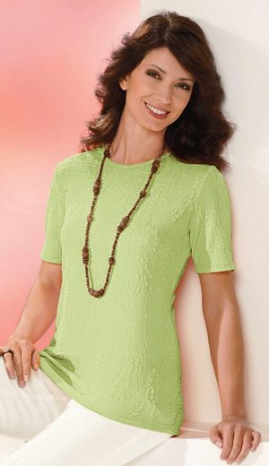 Shirt With Favorable Structure Along.
