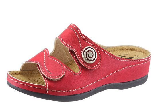 Franken Shoes Mule With Slip-resistant Synthetic-outsole