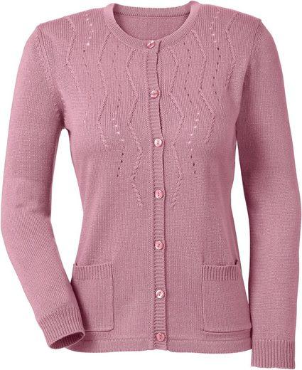Sweater With One Trick Pattern In Vorderteill
