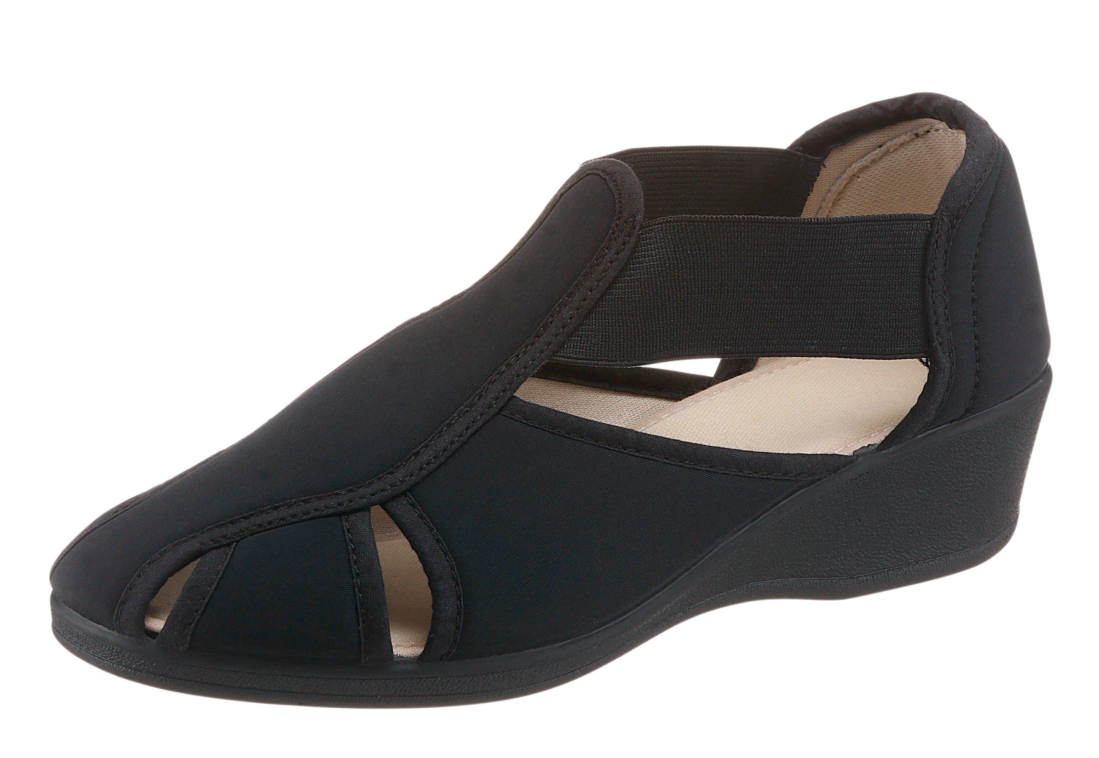 Classic Slipper in Mokasassin-Form online kaufen  schwarz