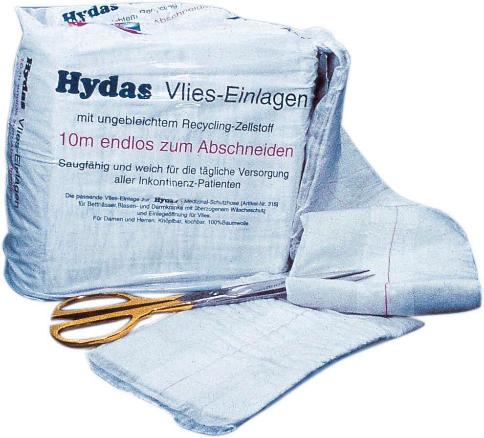 Hydas Endlos-Vlieseinlagen zum Abschneiden