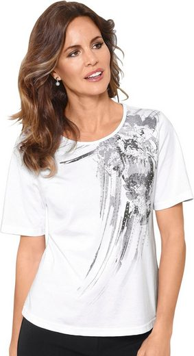 Lady Shirt in weicher Single-Jersey-Qualität