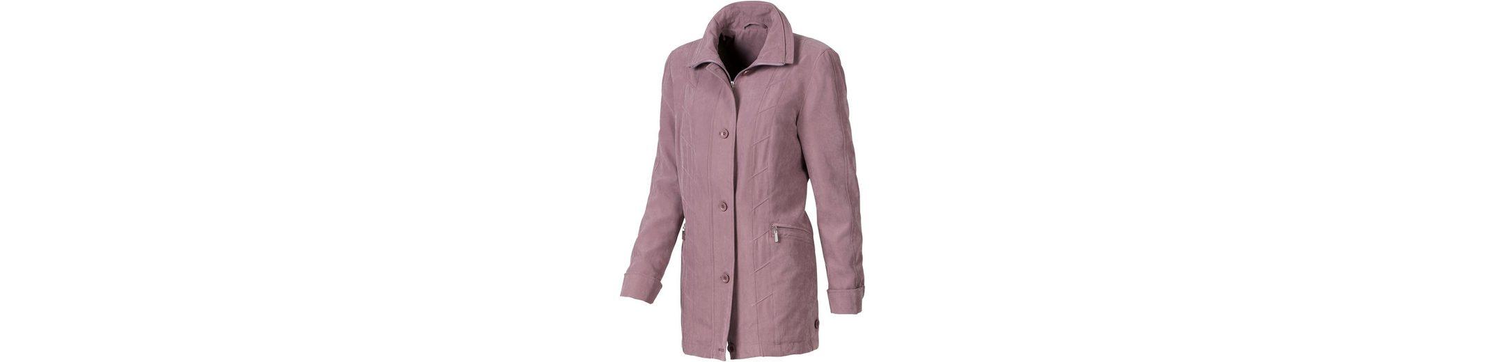 Jacke in wind- und wasserabweisender Micro-Moss-Qualität Günstig Kaufen Verkauf hLFHv