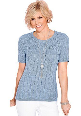 CLASSIC Megztinis iš nedidelis Sommer-Bouclè