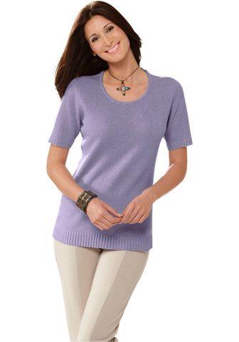 CLASSIC BASICS Megztinis in soften Sommerfarben