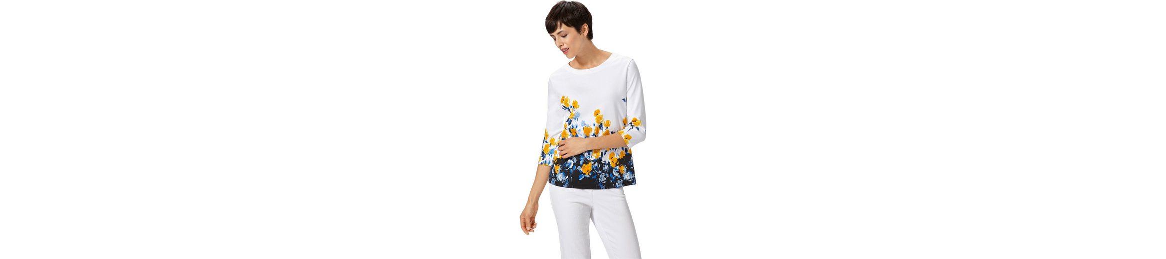 Shirt im floralen Dessin Spielraum Manchester Fq4ZV