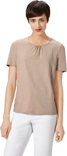 Shirts mit Raffung am Ausschnitt (2 Stck.)