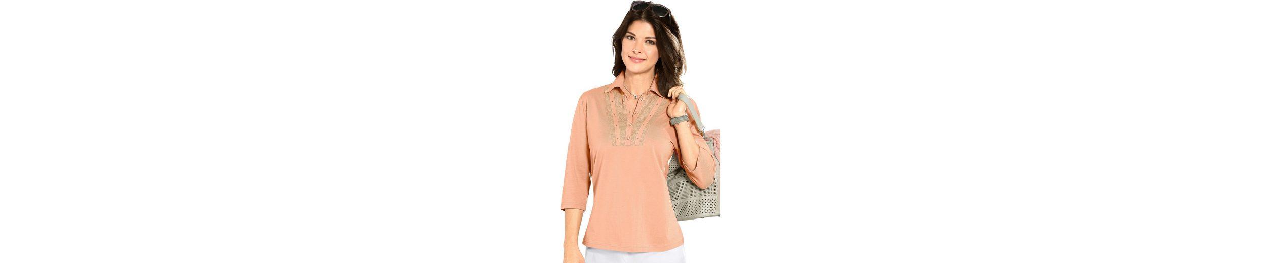 Erhalten Günstig Online Kaufen Shirt mit hochwertiger Spitze und Glitzersteinchen Auslasszwischenraum Freiheit Der Billigsten 8Czv7JE95