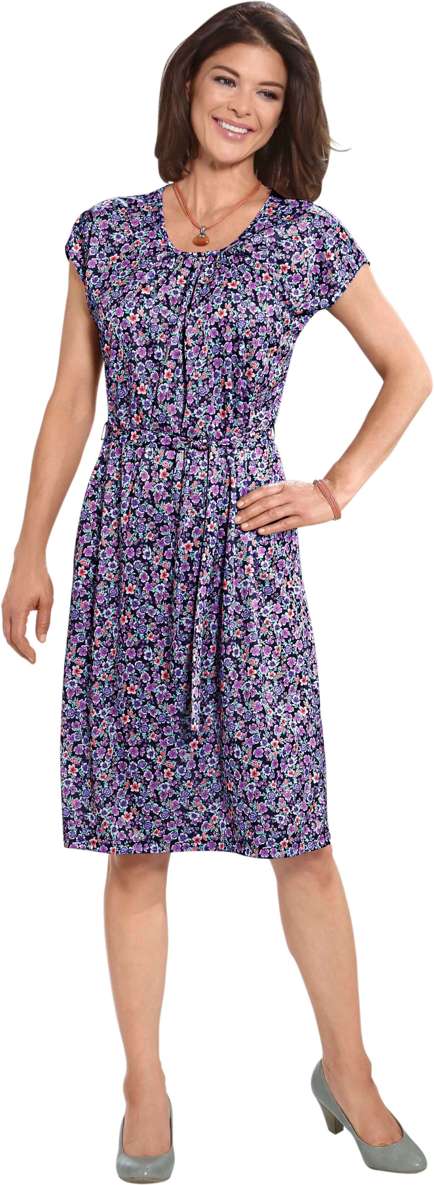 Classic Basics Jersey-Kleid in Schlupfform