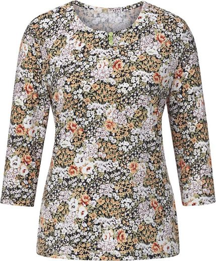 Shirt In Summer Blütentraum