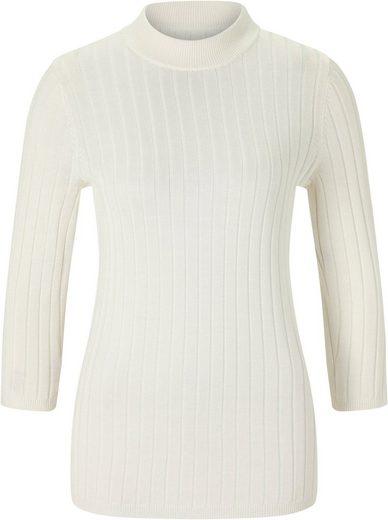 Pullover in weicher, dezent glänzender Qualitä