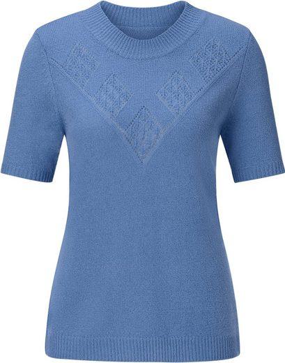 Pullover in weicher Bouclé-Qualität