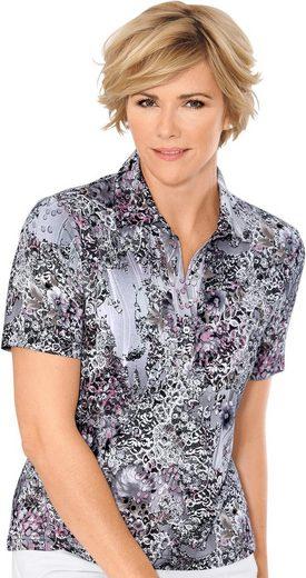 Shirt in weich fließender Qualität