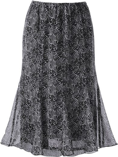 Lady Skirt With Rundumdehnbund