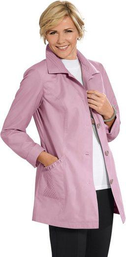Jacke in hochwertiger Micro-Moss-Qualität
