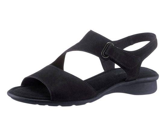 Gabor Sandale mit rutschhemmender Gummi-Laufsohle