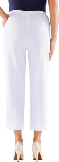 7/8-hose In Summer Capri-length