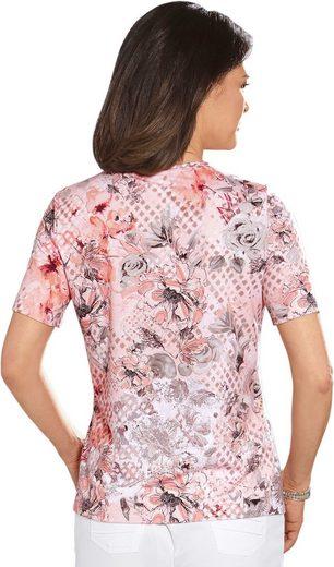 Shirt, allover bedruck