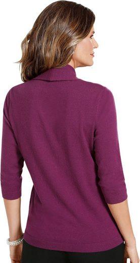 Lady Pullover in 2-in-1-Optik