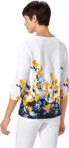 Shirt In Floral Dessin