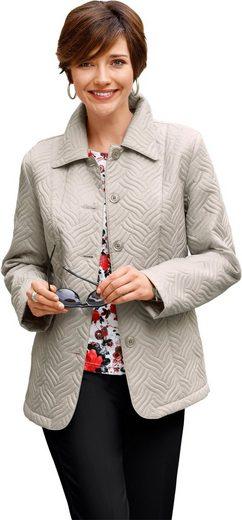 Jacke in pflegeleichter Qualität