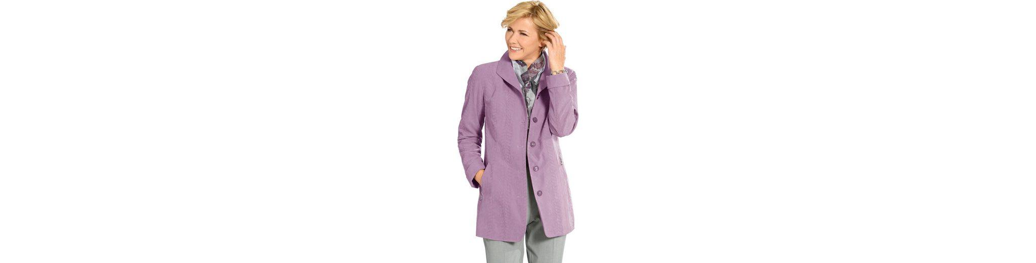 Rabatt Neuesten Kollektionen Spielraum Fabrikverkauf Jacke in funktioneller Micro-Moss-Qualität Offizielle Seite PEE8syV