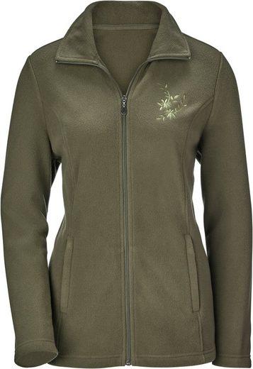 Fleece-Jacke in flauschiger Kuschel-Qualität