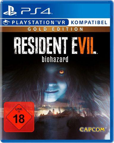 Resident Evil 7 biohazard Gold Edition PlayStation 4