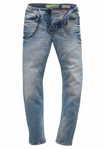 Cipo & Low Slim Jeans Long Cd221a