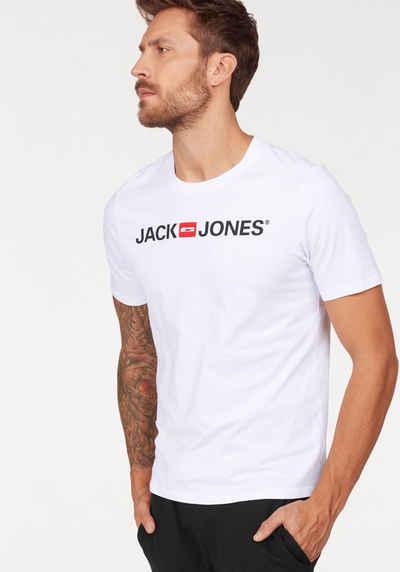 Jack & Jones T-Shirt »LOGO TEE CREW NECK«