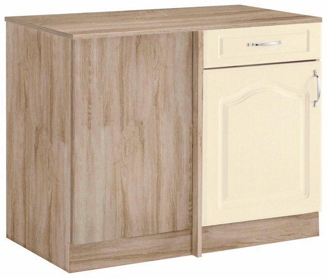 Küchenschränke - wiho Küchen Eckunterschrank »Linz« 110 cm breit  - Onlineshop OTTO