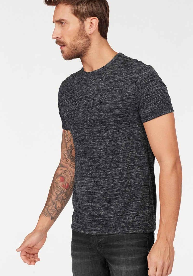 Bruno Banani T-Shirt mit Brusttasche