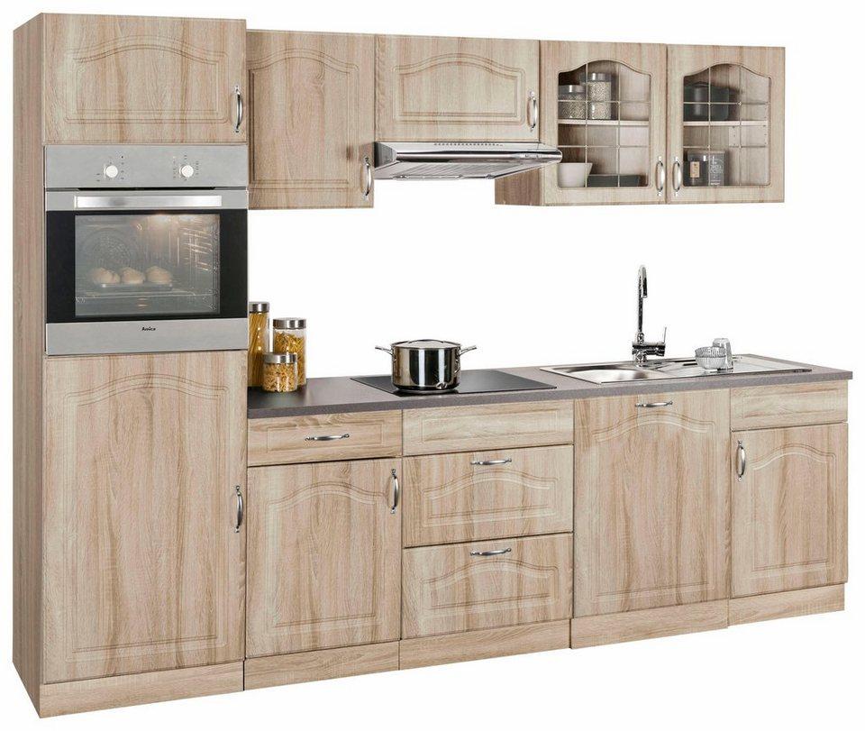 wiho k chen unterschrank linz breite 120 cm online bestellen. Black Bedroom Furniture Sets. Home Design Ideas