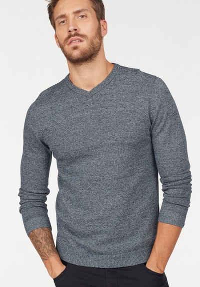 3a9065ce4a00 V-Ausschnitt-Pullover für Herren online kaufen | OTTO