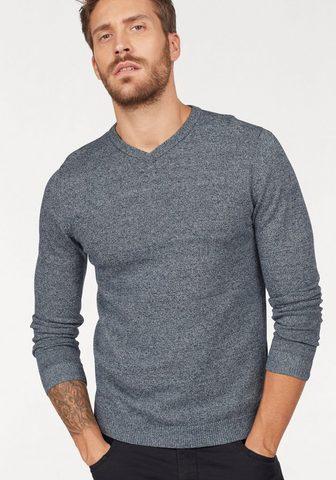 Jack & Jones пуловер с V-образным ...