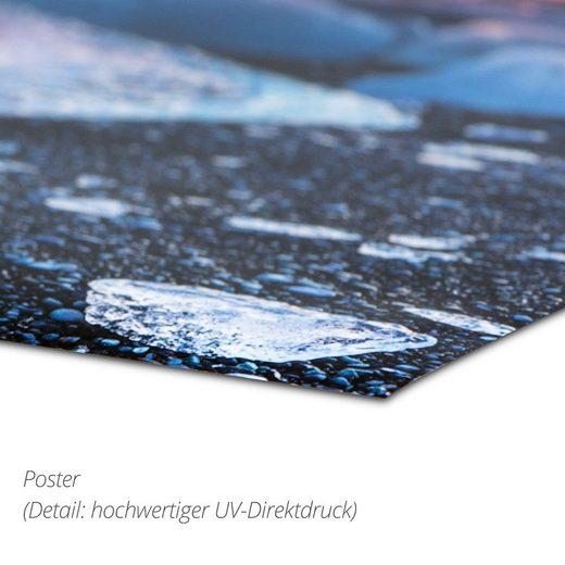 Posterlounge Wandbild »Akt-Modell an einem Fenster«