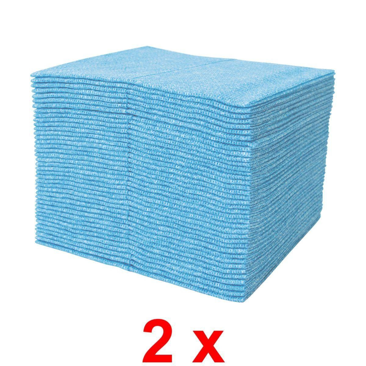 WIPEX 2 Pack Wischtücher für Lebensmittelbereich (20 St... 1 Set