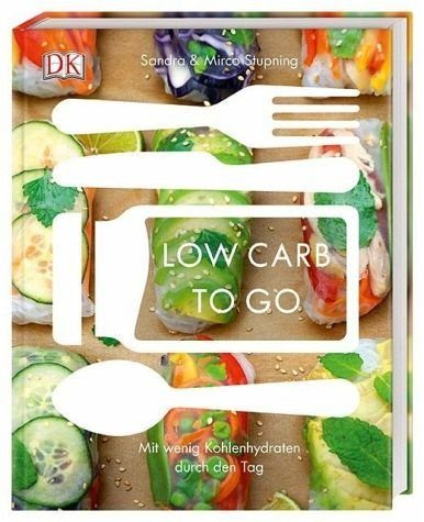 Gebundenes Buch »Low carb to go«