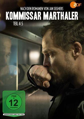 DVD »Kommissar Marthaler - Teil 4-5«