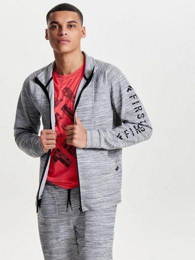 Only Stehkragen Sweatshirt